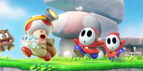 Newsbild zu Fans zeigen, wie Captain Toad: Treasure Tracker als NES-Spiel ausgesehen hätte