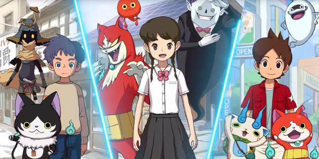Newsbild zu YO-KAI WATCH 4: Großes Update soll noch 2019 erscheinen