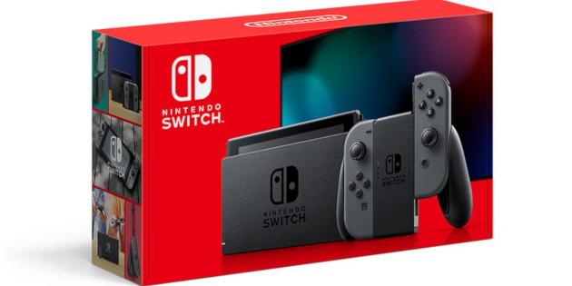 Newsbild zu UK: Nintendo Switch ist auf dem besten Wege, die erfolgreichste Konsole 2019 zu werden