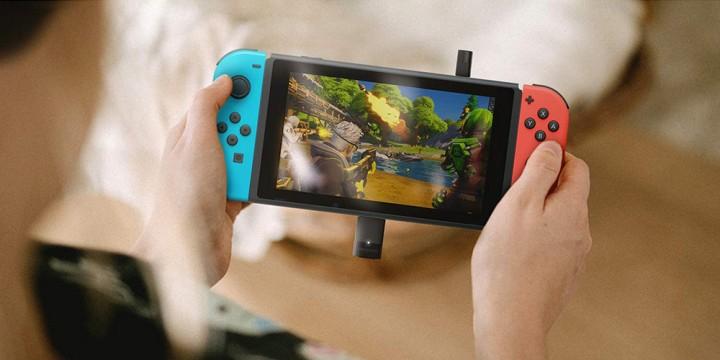 Newsbild zu Creative BT-W3 im Hardware-Test: Adapter-Set zum Anschließen von Bluetooth-Kopfhörern an die Nintendo Switch