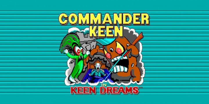 Newsbild zu Definitive Edition zu Commander Keen in Keen Dreams für Nintendo Switch angekündigt