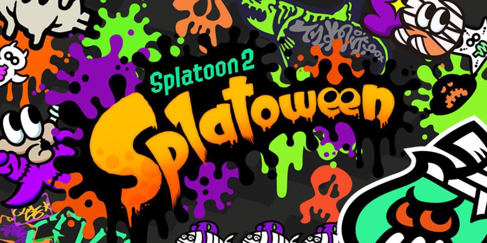 Splatoon 2 - Halloween