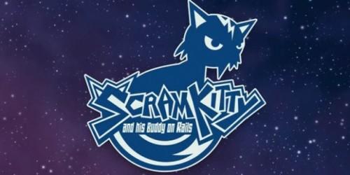 Newsbild zu Launch-Trailer zu Scram Kitty and his Buddy on Rails