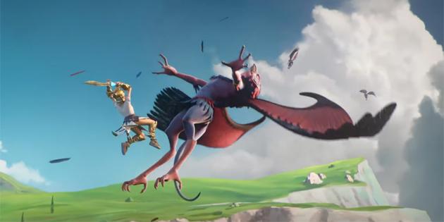 Newsbild zu Veraltete Version von Gods & Monsters war kurzzeitig bei Google Stadia spielbar