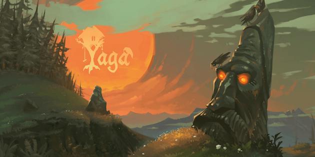 Newsbild zu Erscheinungsdatum des Action-Rollenspiels Yaga bekannt