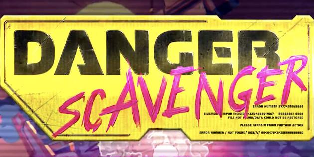 Newsbild zu Neuer Trailer zum Cyberpunk-Actionspiel Danger Scavenger veröffentlicht