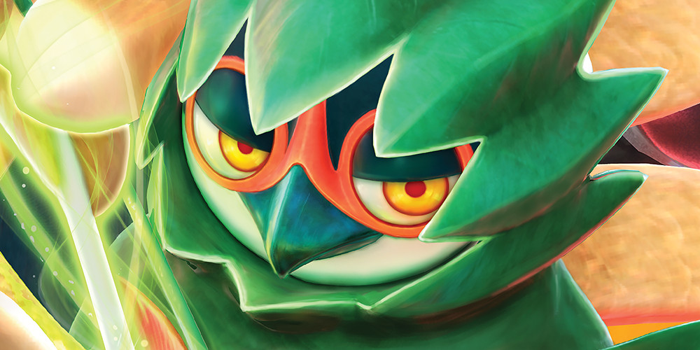 Pokémon Tekken DX - Silvarro