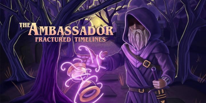 Newsbild zu Werdet ab August zum Zeitmanipulator in The Ambassador: Fractured Timeline für die Nintendo Switch