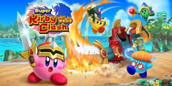 Newsbild zu Nintendo feiert den 1. Geburtstag von Super Kirby Clash mit kostenlosen Goodies fürs Spiel und einem besonderen Artwork