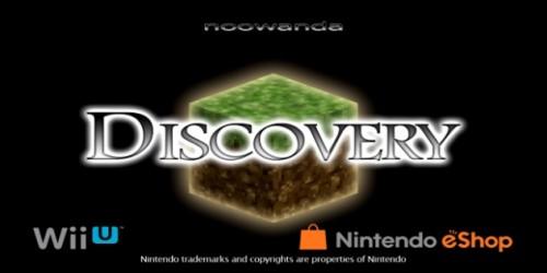Newsbild zu Discovery - der nächste Minecraft-Klon auf dem Weg in den Wii U eShop