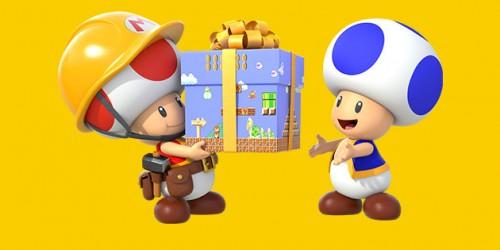 Newsbild zu Live gezockt: Super Mario Maker #3: Bald erscheint endlich Teil 2