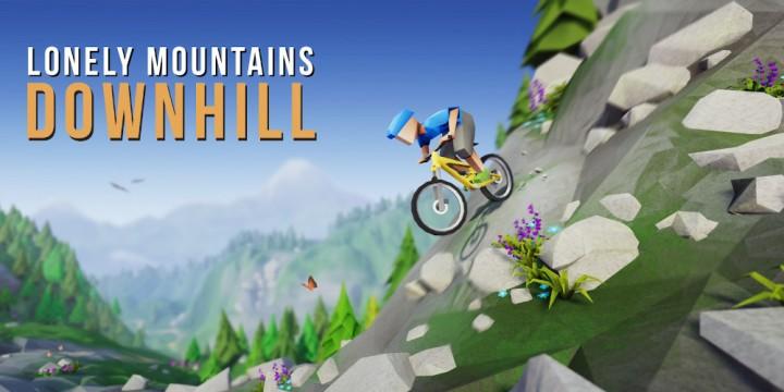 Newsbild zu Mit Tempo den Berg hinab – Ein Interview mit den Entwicklern von Lonely Mountains: Downhill