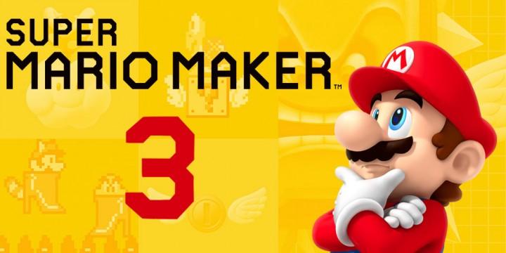 Newsbild zu Super Mario Maker 3 – Der Sprung in die nächste Dimension
