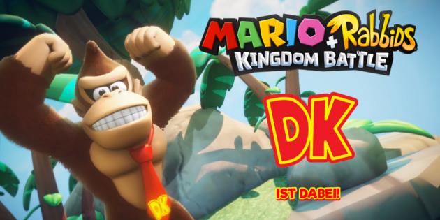 Newsbild zu Jetzt vorbestellen: Mario + Rabbids Kingdom Battle - Gold Edition