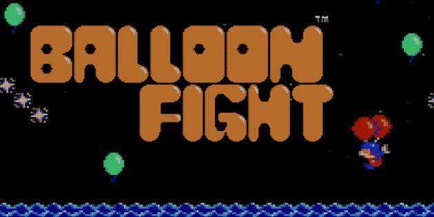 Newsbild zu Arcade Archives: VS. Balloon Fight erscheint nächste Woche weltweit für Nintendo Switch