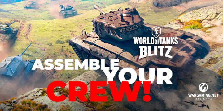 Newsbild zu World of Tanks Blitz nimmt ab sofort auch die Nintendo Switch ins Visier
