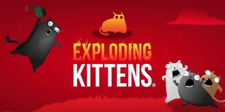 Newsbild zu Exploding Kittens – Verrücktes Kartenspiel erscheint ohne Ankündigung für Nintendo Switch