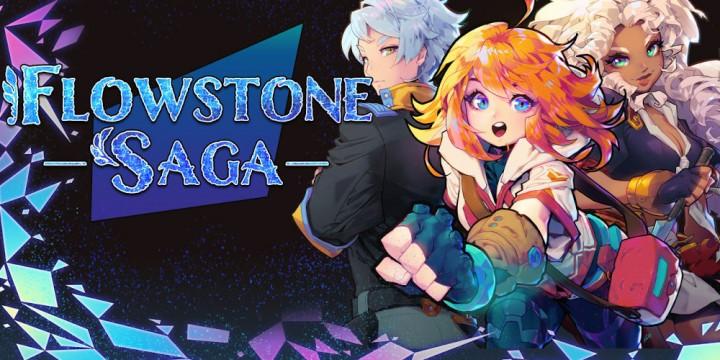 Newsbild zu Tetris trifft auf Final Fantasy: Flowstone Saga vereint kommendes Jahr Rollenspiel mit Puzzle-Spaß