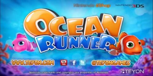 Newsbild zu Teyon präsentiert einen Trailer zu Ocean Runner für den 3DS eShop