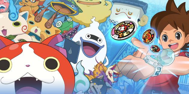 Newsbild zu Japan: YO-KAI WATCH Jam: Yo-kai Academy Y – Waiwai Gakuen Seikatsu erscheint diesen Sommer