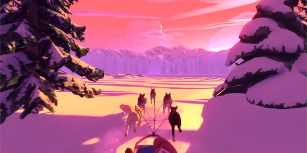 Newsbild zu Alaska muss warten – The Red Lantern auf nächstes Jahr verschoben