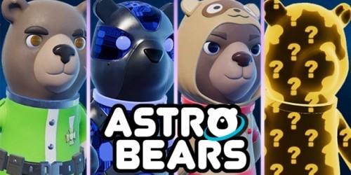 Newsbild zu Erscheinungsdatum für Astro Bears bekannt