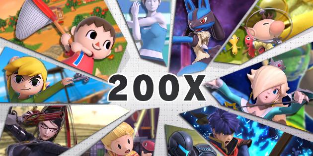 """Newsbild zu Ab ins 21. Jahrhundert mit dem kommenden Event-Turnier """"Das Beste aus 200X"""" in Super Smash Bros. Ultimate"""