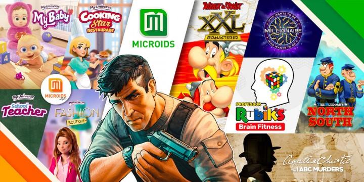 Newsbild zu Microids gibt Eröffnung eines neuen Studios in Frankreich bekannt