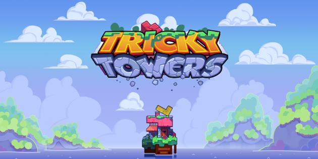 Newsbild zu Tricky Towers ist die nächste physische Veröffentlichung von Super Rare Games