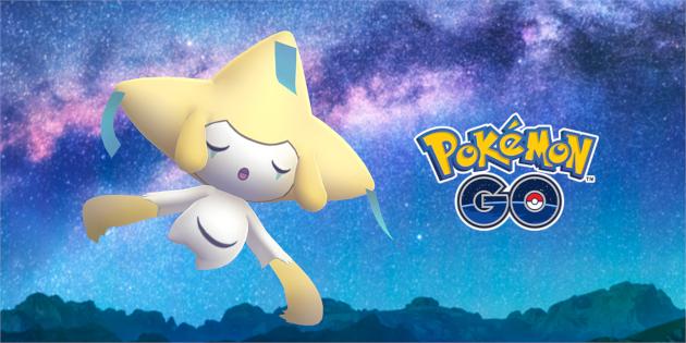 Newsbild zu Pokémon GO: Trefft in den nächsten Wochen auf Jirachi und Pokémon aus der Einall-Region