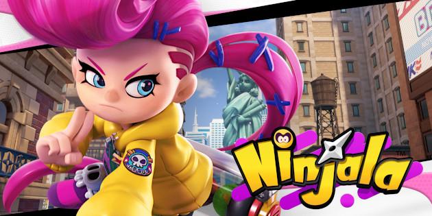 Newsbild zu Ninjala: GungHo Online Entertainment zeigt im jüngsten Entwicklertagebuch zwei neue Waffen