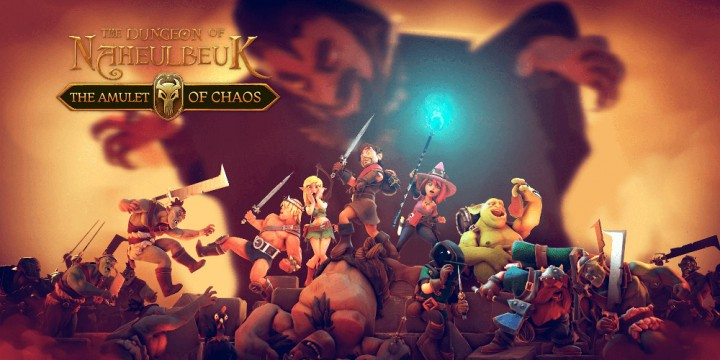 Newsbild zu The Dungeon Of Naheulbeuk: The Amulet Of Chaos – Splat Jaypak's Arenas-DLC für den 3. Dezember angekündigt