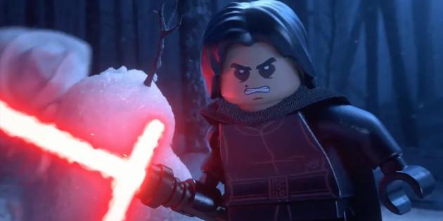 Newsbild zu Zum Kinostart: Neuer Trailer zu LEGO Star Wars: Die Skywalker Saga veröffentlicht