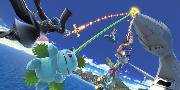 Newsbild zu Super Smash Bros. Ultimate: Masahiro Sakurais Bilder der Woche (KW 6 & 7 / 2020)