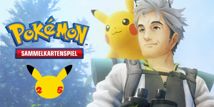 Newsbild zu Kooperation zwischen Pokémon GO und dem Pokémon-Sammelkartenspiel – Professor Willow erhält eigene Karte