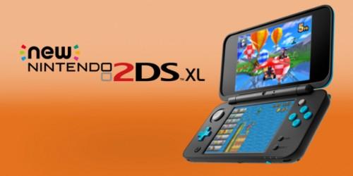 Newsbild zu Black-Friday-Woche: New Nintendo 2DS XL mit Mario Kart 7 so günstig wie noch nie