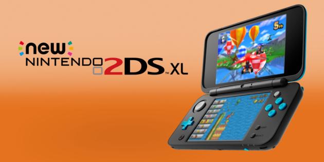 Nintendo veröffentlichte Nintendo 2DS XL Launch-Trailer