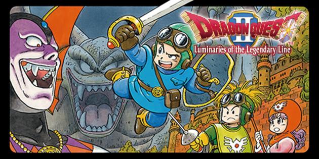 Newsbild zu Nintendo Switch-Spieletest: Dragon Quest II – Luminaries of the Legendary Line