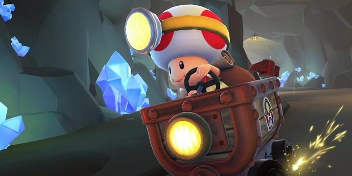 Newsbild zu Kapitän Toad lässt bitten: Die Abenteuer-Tour-Saison startet heute in Mario Kart Tour