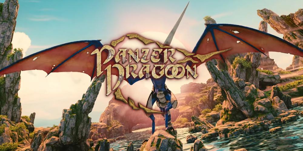 Panzer Dragoon: Remake - Keyart