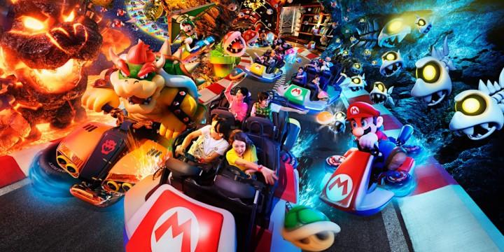 Newsbild zu Super Nintendo World – Mario Kart: Koopa's Challenge könnte regelmäßig mit neuen Inhalten versorgt werden