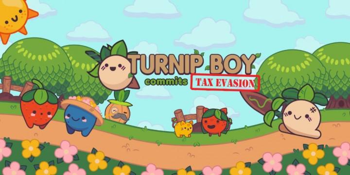 Newsbild zu Neue Hüte für die Rübe: Update für Turnip Boy Commits Tax Evasion erschienen
