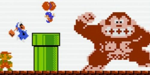 Newsbild zu Nintendo zeigt weitere Herausforderung aus NES Remix