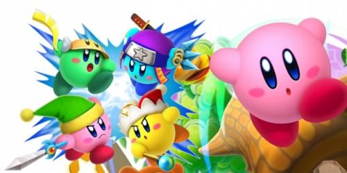 Newsbild zu 3DS eShop-Spieletest: Kirby Fighters Deluxe