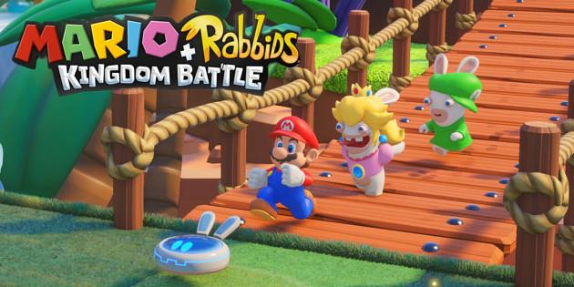 Release-Termin für Mario + Rabbids Kingdom Battle bekannt gegeben
