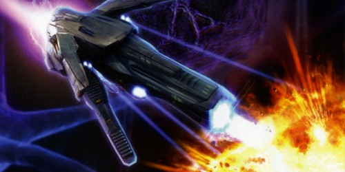 Newsbild zu 3DS eShop-Spieletest: Nano Assault EX