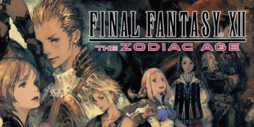 Newsbild zu Seht euch das Wendecover zu Final Fantasy XII: The Zodiac Age an