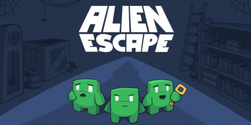 Newsbild zu Nintendo Switch-Spieletest: Alien Escape
