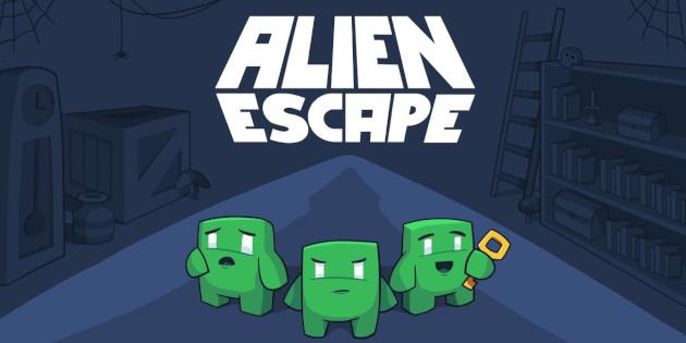 Newsbild zu Manipuliere die Schwerkraft im bald erscheinenden Plattformer Alien Escape