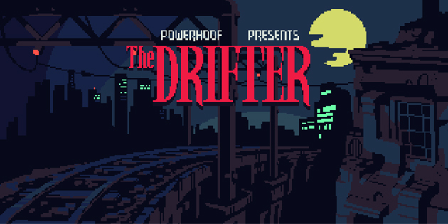 Newsbild zu Point-and-Click-Adventure The Drifter erscheint für Nintendo Switch